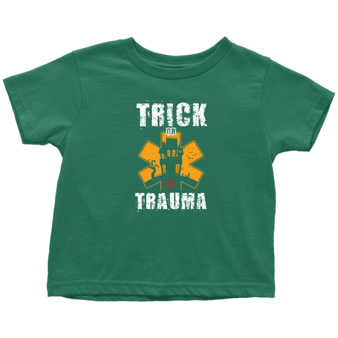 Image of Trick Or Trauma - Soft Toddler T-Shirt
