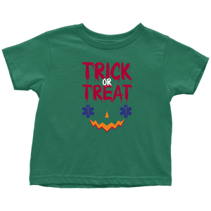 Trick Or Treat EMT - Soft Toddler T-Shirt