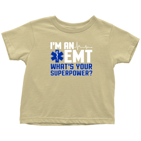 Youth Tees - Soft Toddler T-Shirt