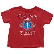 Image of Trauma Queen - Soft Toddler T-Shirt