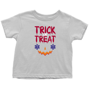Image of Trick Or Treat EMT - Soft Toddler T-Shirt