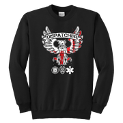 Image of Dispatcher - Soft Youth Crewneck Sweatshirt
