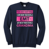 There Aren't Many Things I Love More Than Being A EMT Grandma - Soft Youth Crewneck Sweatshirt