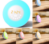 Wake Up Sunrise Simulator Alarm Clock For Heavy Sleepers