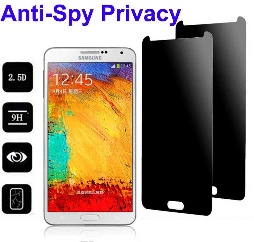 Anti-Spy Privacy Phone Screen Tempered Glass Film