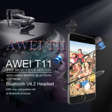 AWEI T11 Bluetooth Wireless Earphone