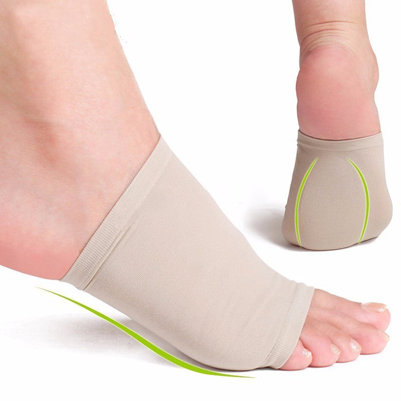 2pcs Gel Arch Support Sleeve Cushion