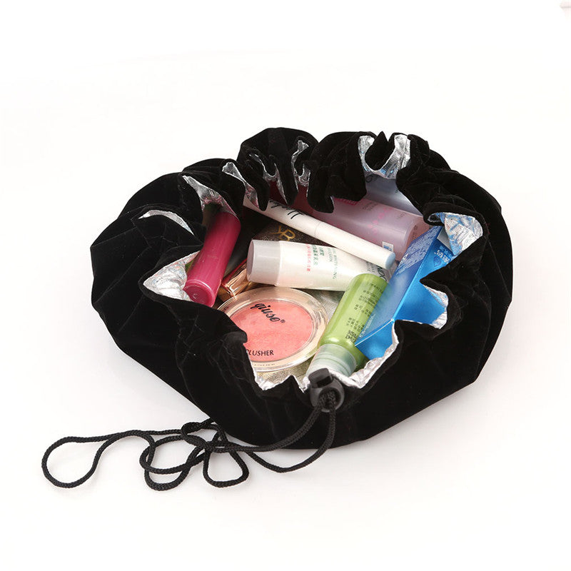 Drawstring Storage Bag for Cosmetics