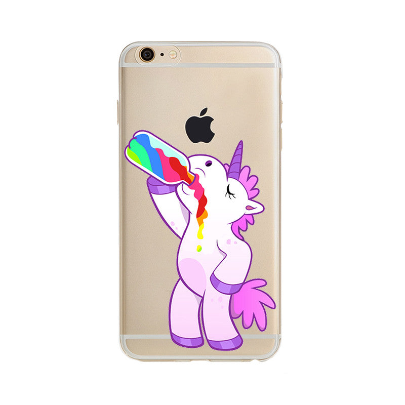 Cheeky Unicorn Phone Cases