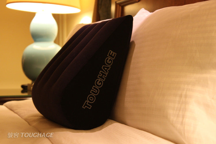 Toughage Magic Sexytime Position Triangle Cushion