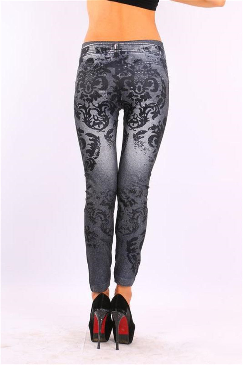 Wicked Vines Jeggings