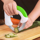 Stainless Steel Anit-slip Vegetable Chopper