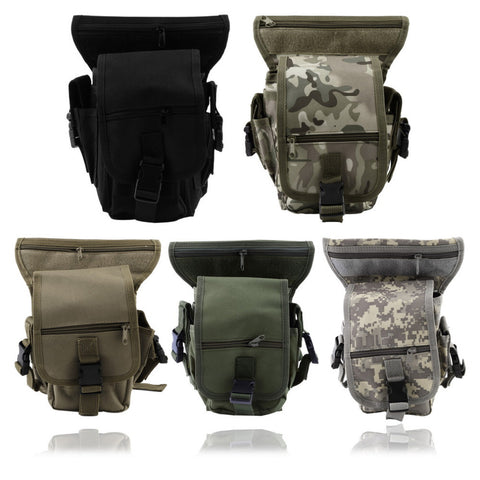 Multi-function Tactical Waist Leg Ba