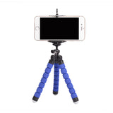 Mobile Phone Flexible Grip Octopus Tripod