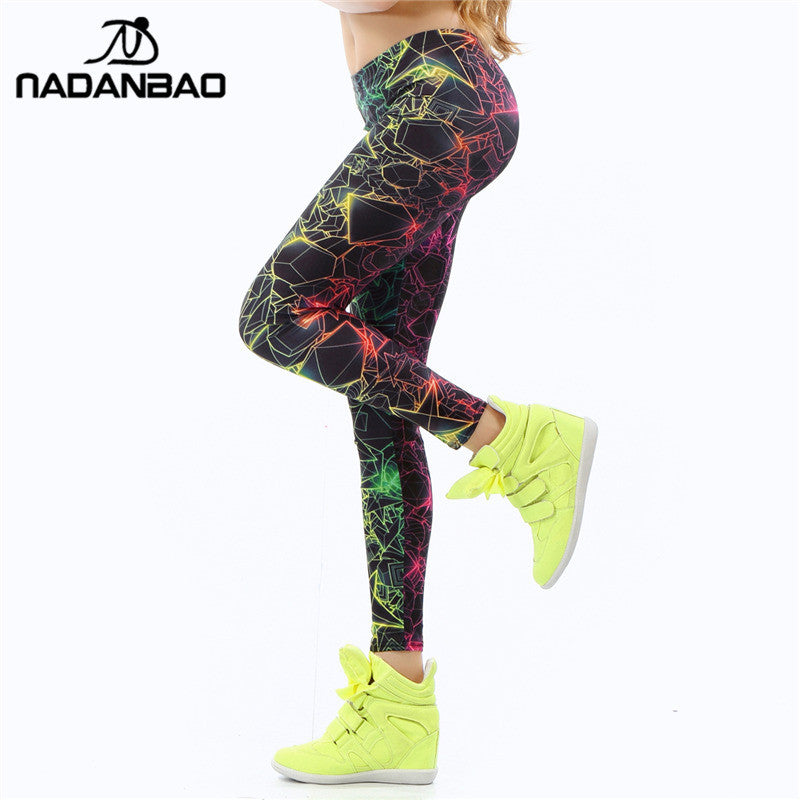 3D Ray Leggins