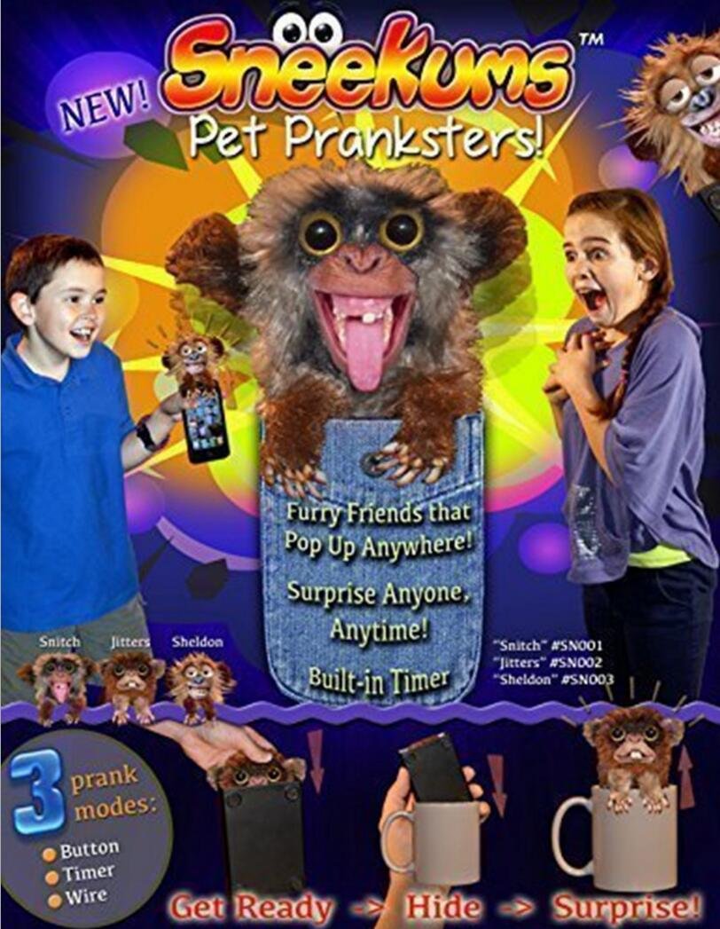 Sneekums Toy Pet Prankster