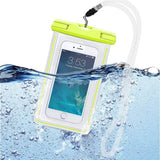 Waterproof Pone Bag With Luminous Underwater Pouch Phone Case