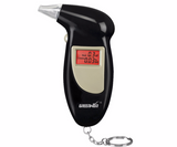 Quick Response Professional LCD Alcohol Tester Digital Alcohol Detector