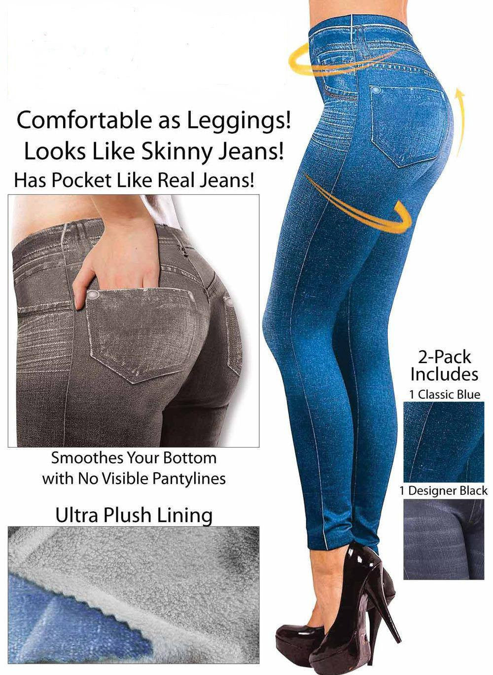 SJL™ Shaping Jeab Jeggings
