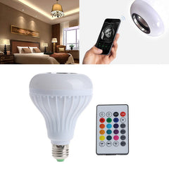 Wireless Bluetooth Light Bulb Speaker For USA