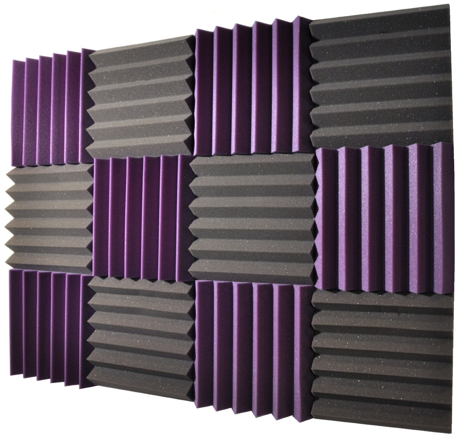 Soundproofing Foam Acoustic Studio Room Tiles