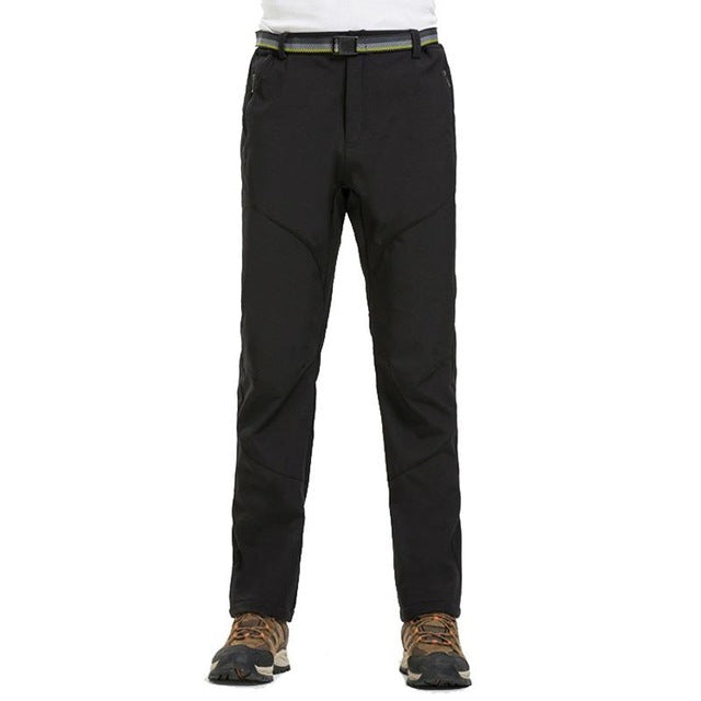 Winter Men's Water Resistant Outdoor Pants