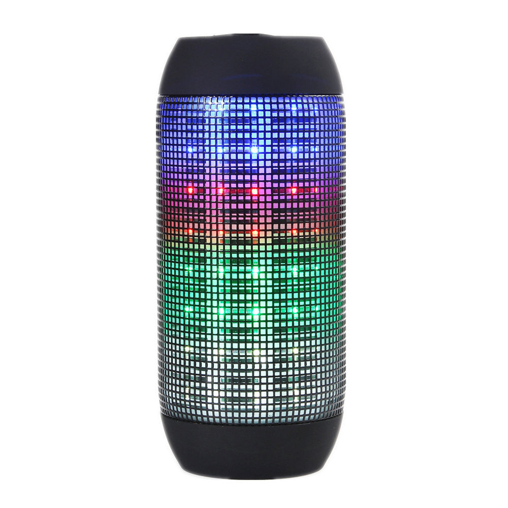 Outdoor Glowing Pulse Portable Bluetooth Speaker