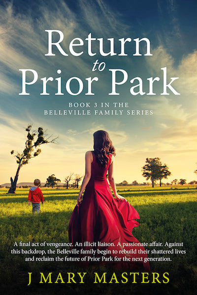 NEW RELEASE: Return to Prior Park - Book 3 of the Belleville family series