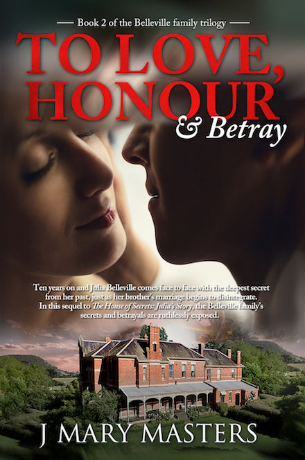 To Love, Honour & Betray - a long awaited sequel
