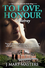 Cover release: First look at To Love, Honour & Betray