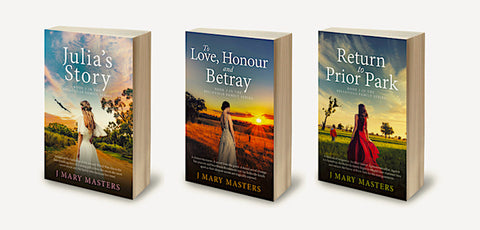 Belleville Book Series - Books 1-3