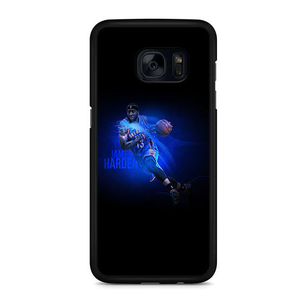 James Harden Oklahoma City Samsung Galaxy S7 Edge Case