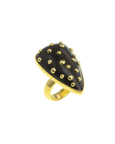 Chain Link Thin Ring
