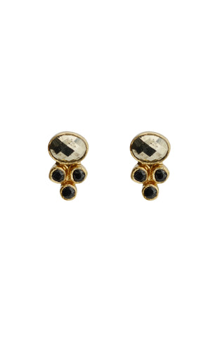 Blissful Studs | Black