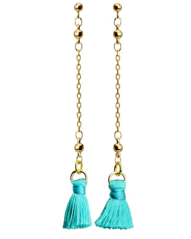 Breezy Fringe Earrings