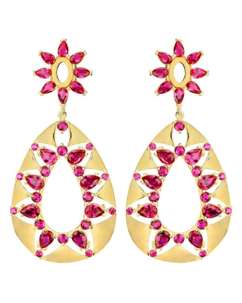 Sunday Kind of Love Statement Earrings