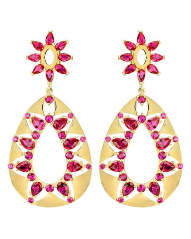 California Dreamin' Earrings | Rainbow