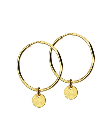 The Nocturnal Flare Hoops