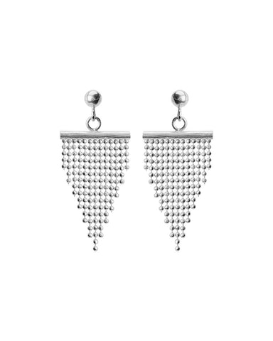 Stepping Up Studded Earrings