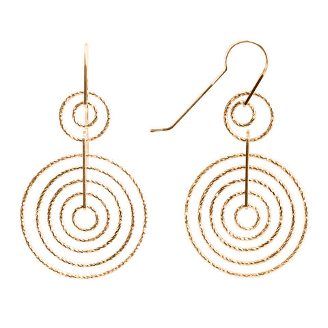Selene Burst Earrings