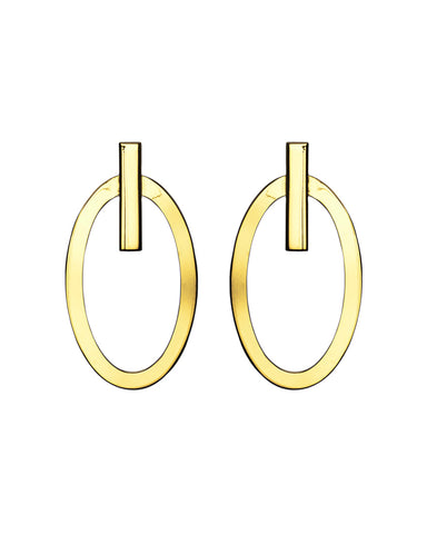 Emma Fringe Statement Earrings
