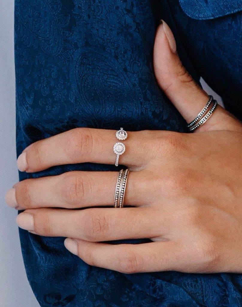 Array Ring | Silver