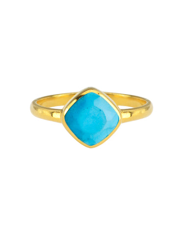 Feel Good Ring | Labradorite