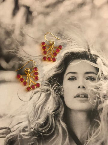 Bed of Blossoms Earrings