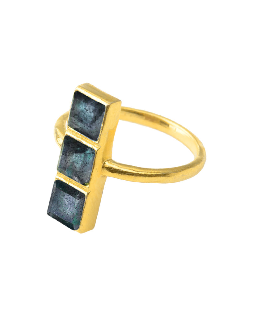 Moonlight Ring | Labradorite