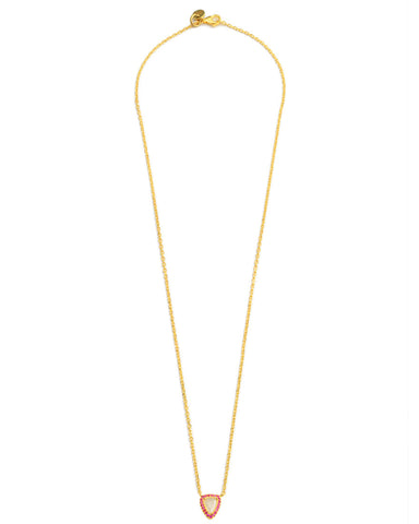 Straight to the Point Necklace