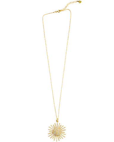 Victoria Spike Necklace