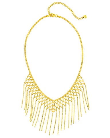 Demi Fringe Necklace