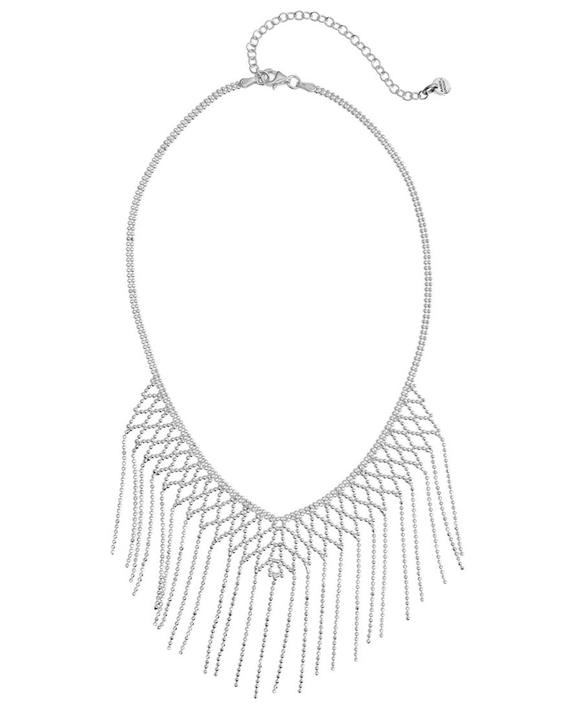Make Me Melt Fringe Choker