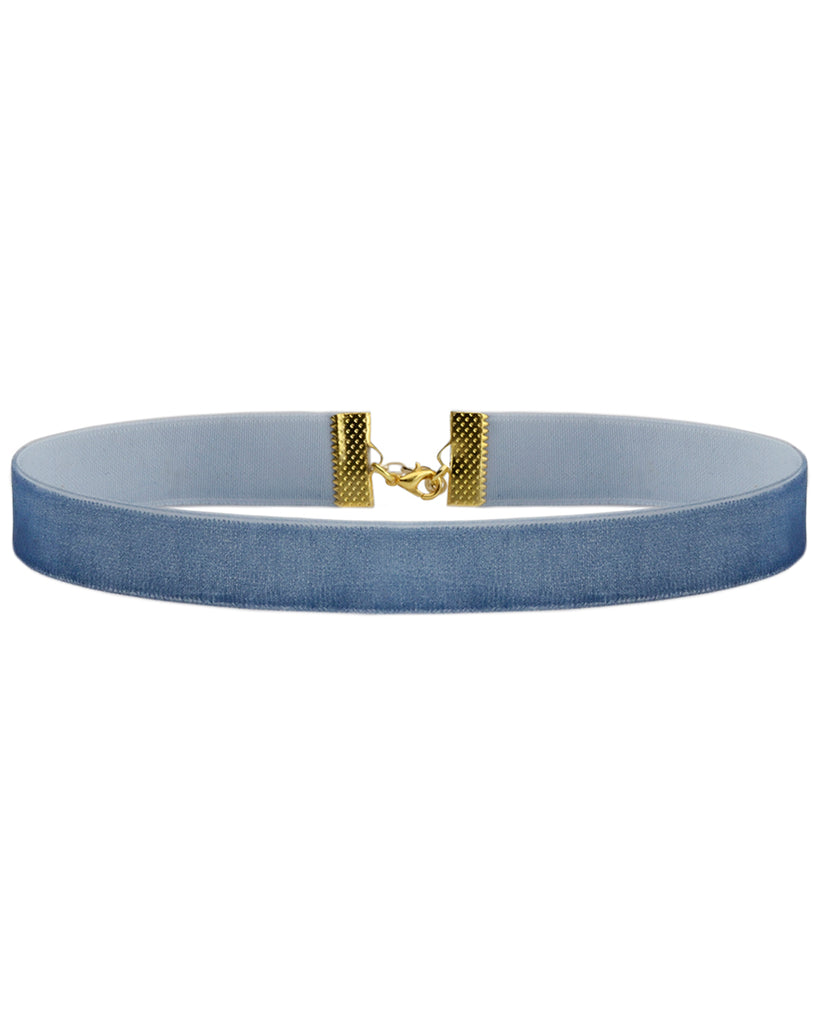 French Girl Velvet Choker